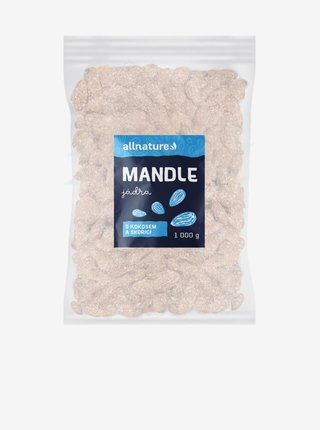 Mandle s kokosem a skořicí Allnature (1000 g)