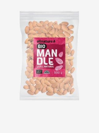 Mandle jádra BIO Allnature (500 g)