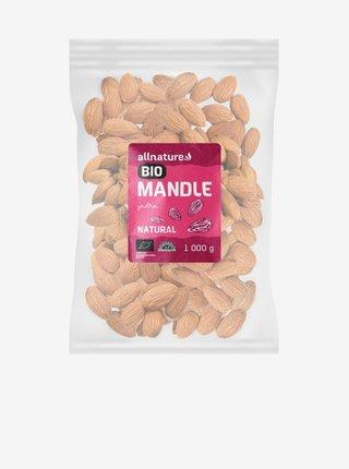 Mandle jádra BIO Allnature (1000 g)