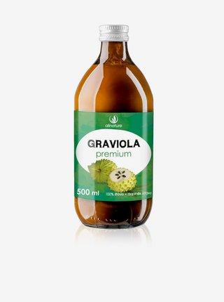 Přírodní šťáva Graviola Premium Allnature (500 ml)
