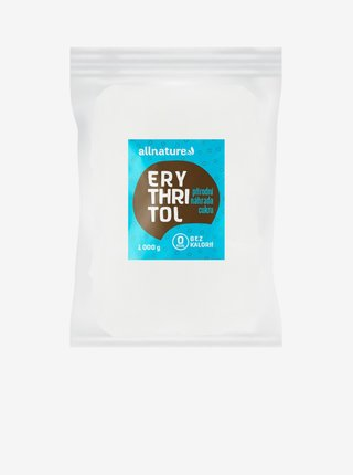 Erythritol Allnature (1000 g)