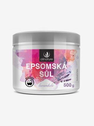 Epsomská sůl Allnature (500 g)