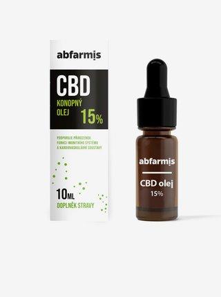 CBD olej 15% ABFARMIS (10 ml)
