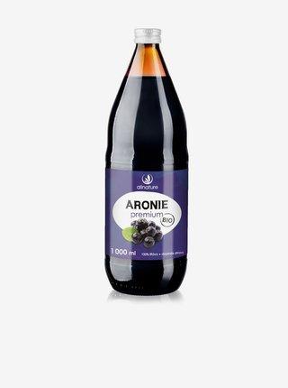 Šťáva Aronie Premium BIO Allnature (1000 ml)