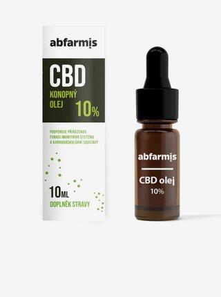 CBD olej 10% ABFARMIS (10 ml)