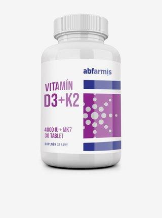 Vitamín D3 + K2 ABFARMIS (30 tbl.)