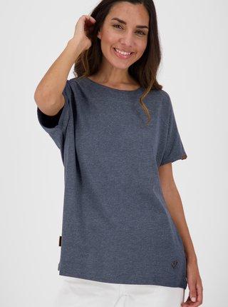 Tričká s krátkym rukávom pre ženy Alife and Kickin - tmavosivá