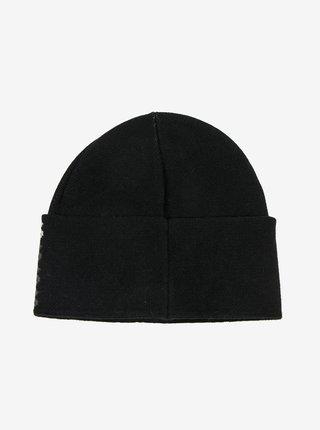 Černá pánská zimní čepice Calvin Klein