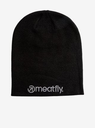 Čiapky, šály, rukavice pre mužov MEATFLY - čierna