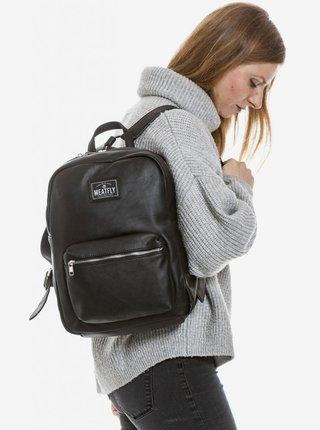Černý dámský batoh Meatfly Vica
