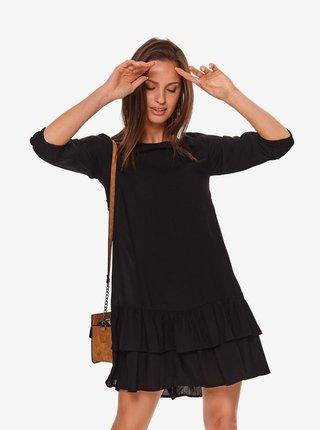 Černé dámské šaty TOP SECRET