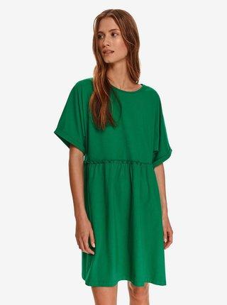 Zelené dámske šaty TOP SECRET