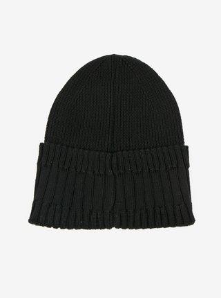 Černá pánská čepice Calvin Klein