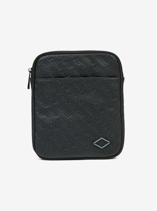 Černá pánská crossbody taška Replay