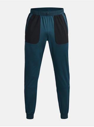 Tepláky Under Armour UA Rush All Purpose Pants - modrá