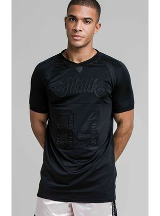 Černé pánské tričko TEE SPORTS STRETCH