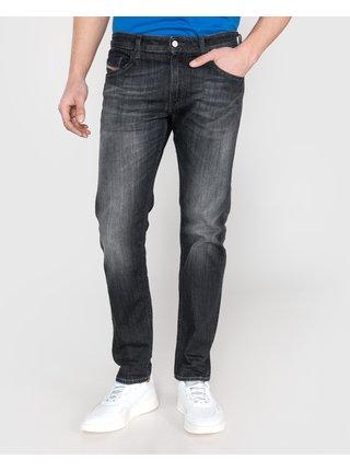 Slim fit pre mužov Diesel - sivá