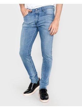 Slim fit pre mužov Diesel - modrá
