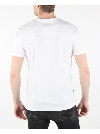 Tričká s krátkym rukávom pre ženy GAS - biela