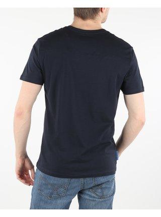 Tričká s krátkym rukávom pre ženy GAS - modrá