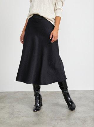 Černá maxi sukně METROOPOLIS Olympie