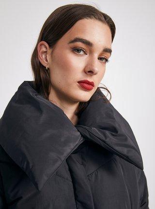 Čierna dámska prešívaná bunda METROOPOLIS Lavinia