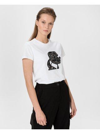 Bouclé Karl Triko Karl Lagerfeld