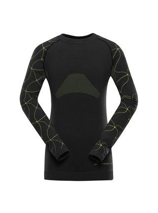 Dětské spodní prádlo - triko ALPINE PRO KRIOSO 6 zelená