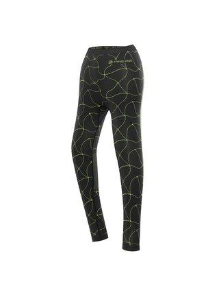 Dětské spodní prádlo - kalhoty ALPINE PRO KRATHIOSO 6 zelená