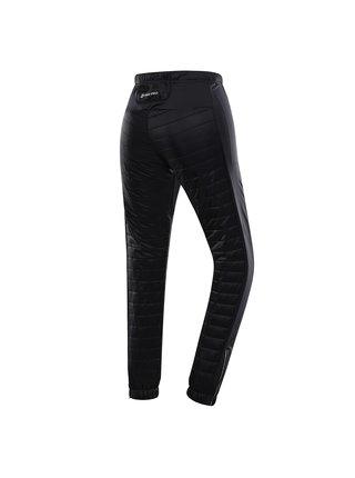 Dámské rychleschnoucí kalhoty ALPINE PRO JERKA 2 černá