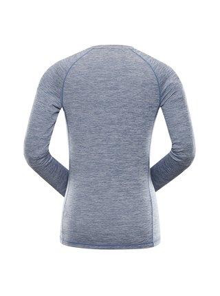 Dámské rychleschnoucí triko ALPINE PRO ELFERA bílá