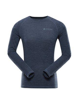 Dámské rychleschnoucí triko ALPINE PRO ELFERA šedá