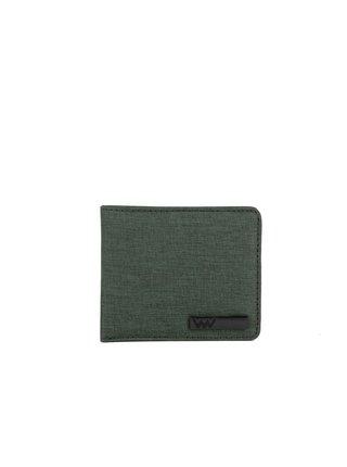 Zelená pánská peněženka VUCH Hugo