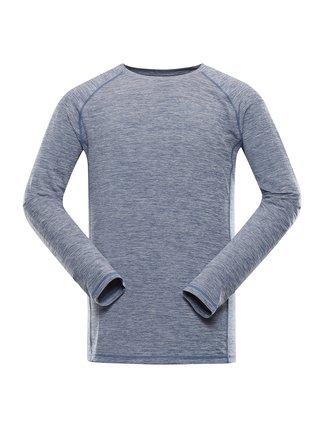 Pánské rychleschnoucí triko ALPINE PRO ELFER bílá
