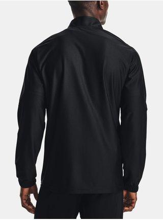 Bunda Under Armour Challenger Track Jacket- černá
