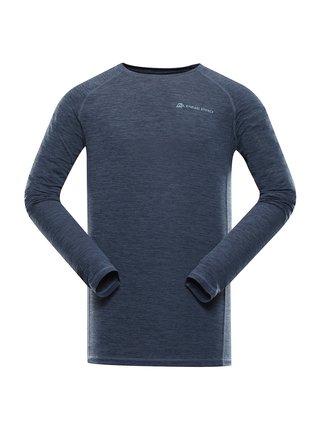 Pánské rychleschnoucí triko ALPINE PRO ELFER šedá