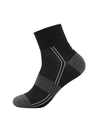 Unisex ponožky s coolmax technologií ALPINE PRO 3HARE 2 černá