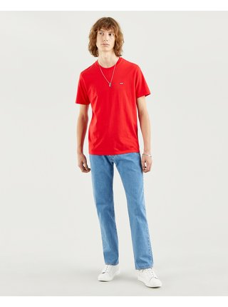 Tričká s krátkym rukávom pre ženy Levi's® - červená