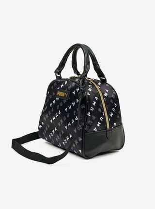 Černá dámská mini sportovní kabelka Puma