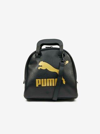 Čierna dámska malá kabelka Puma