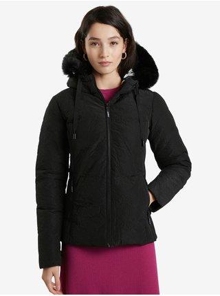 Zimné bundy pre ženy Desigual - čierna