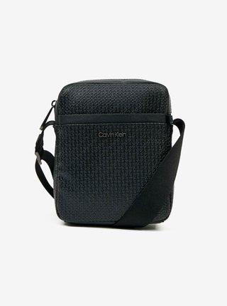 Čierna pánska crossbody taška Calvin Klein