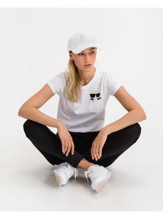 Ikonik Karl Pocket Triko Karl Lagerfeld