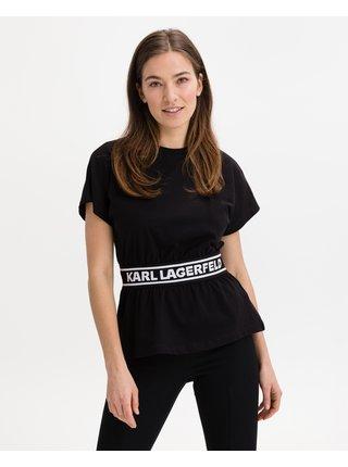 Logo Tape Triko Karl Lagerfeld