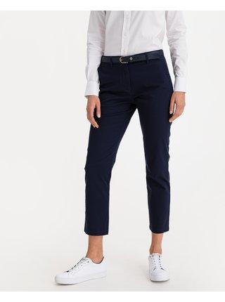 Nohavice pre ženy GANT - modrá