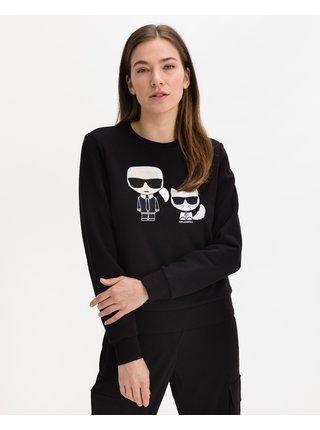 Ikonik Karl & Choupette Mikina Karl Lagerfeld