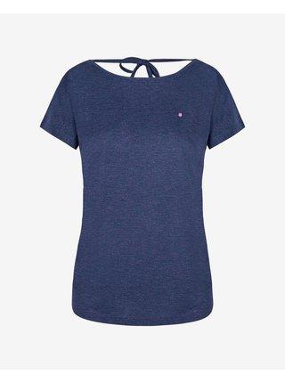 Tričká s krátkym rukávom pre ženy LOAP - modrá