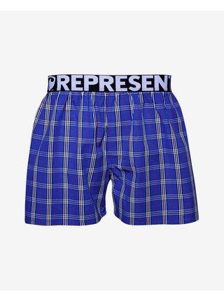 Trenírky pre mužov Represent - modrá