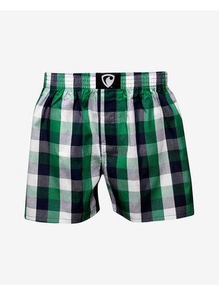 Trenírky pre mužov Represent - čierna, zelená