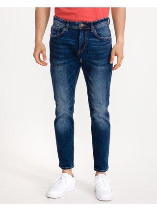 Slim fit pre mužov Tom Tailor - modrá